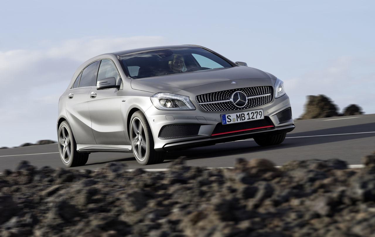 Foto de Mercedes-Benz Clase A 2012 (47/67)
