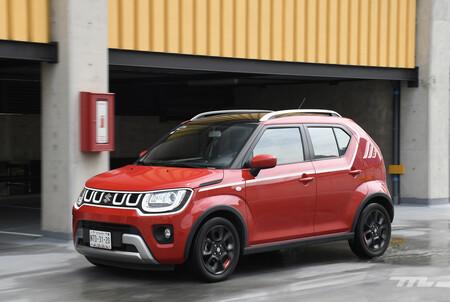 Nissan March Vs Hyundai Grand I10 Vs Suzuki Ignis Comparativa Opiniones Mexico 7