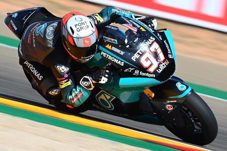 Vierge Aragon Moto2 2021 2