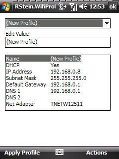 Configura tus redes con WiFi Profiles