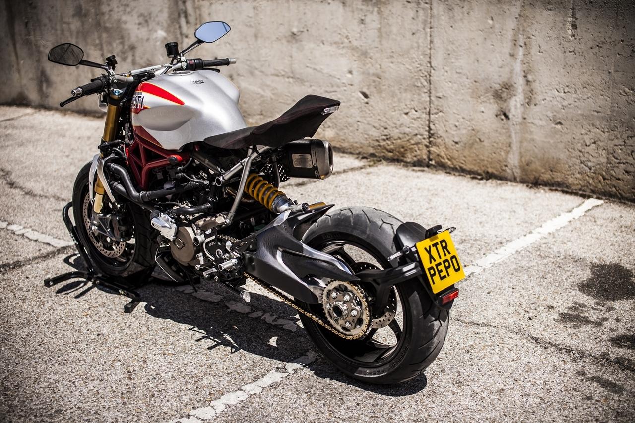 Foto de Ducati Monster 1200 - XTR Pepo Siluro (12/15)
