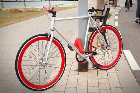 Seatylock, el asiento de bicicleta que te sirve de candado