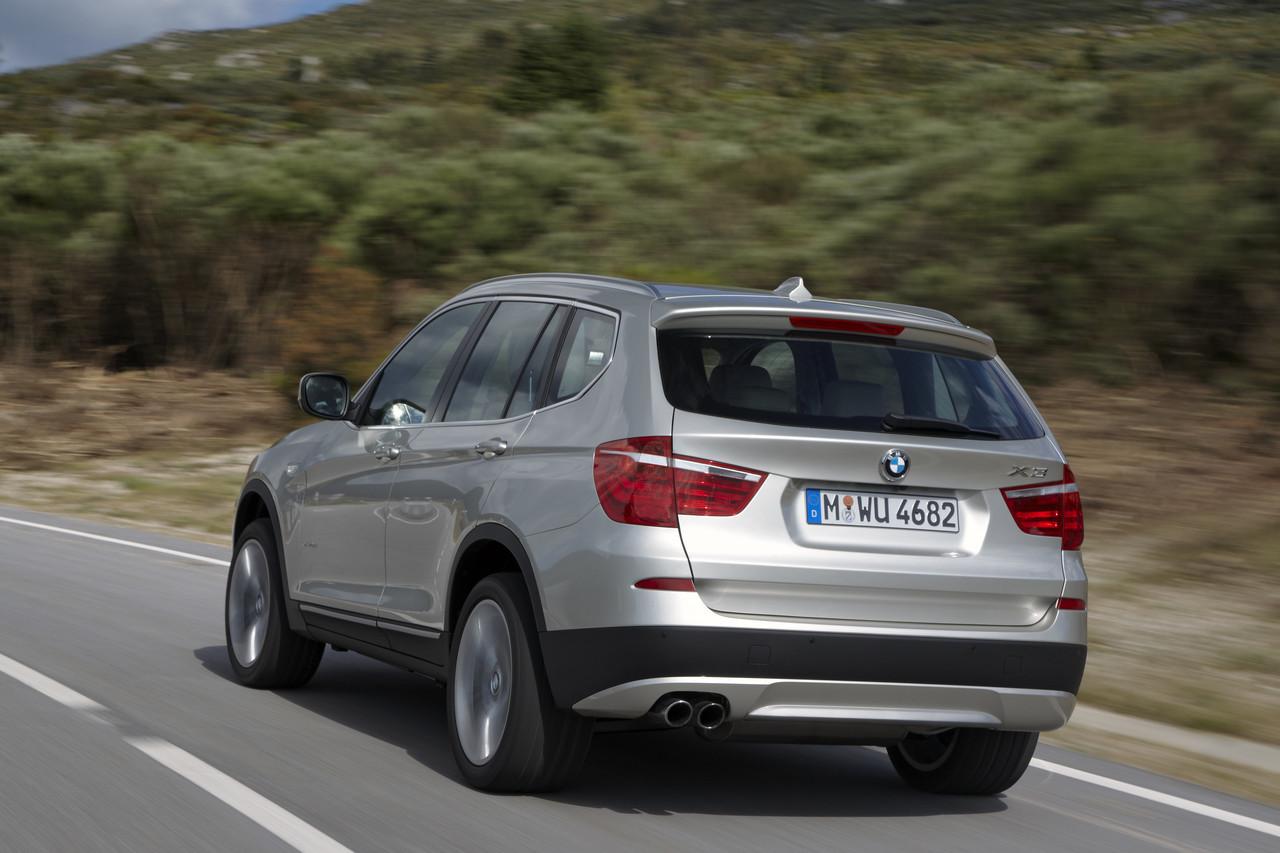 Foto de BMW X3 2011 (41/128)