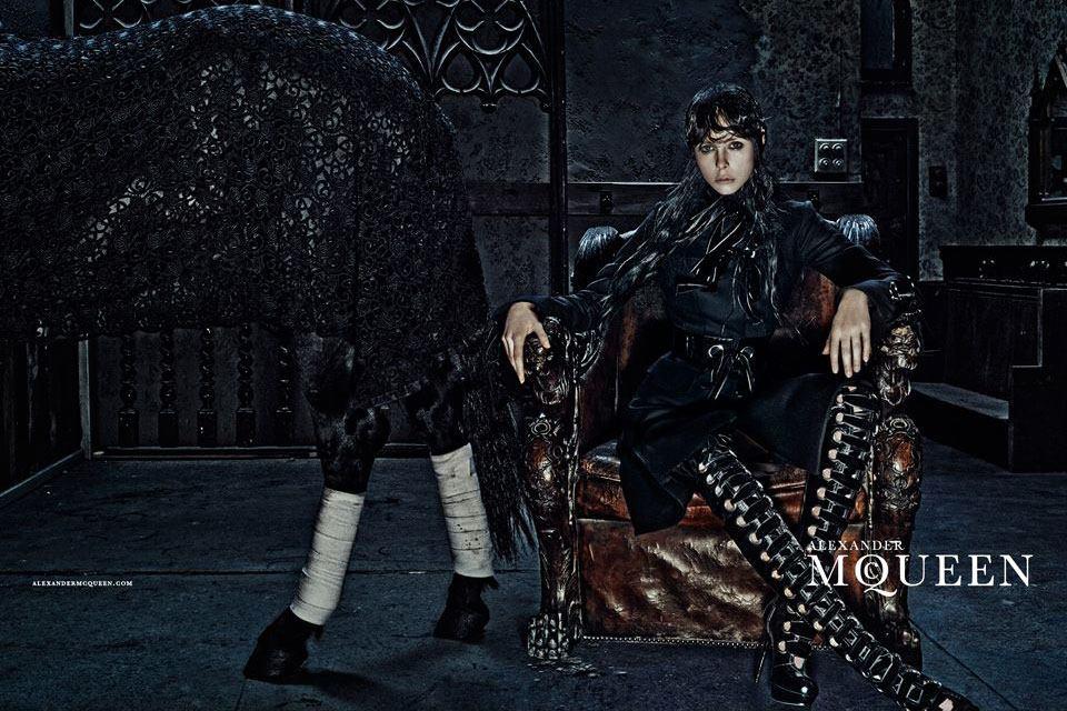 Foto de Alexander McQueen campaña Otoño-Invierno 2014/2015 (5/5)