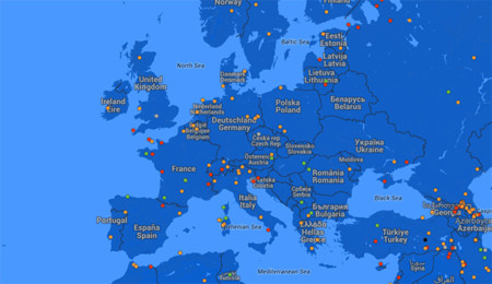 Por cada idioma que conoces, hay otro a punto de desaparecer: encuentra todos en este mapa