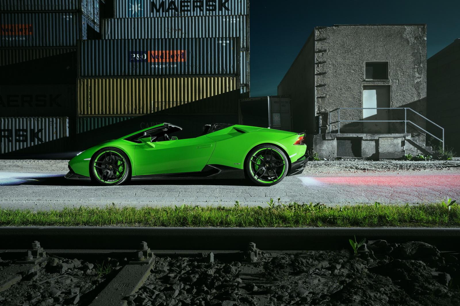 Foto de Novitec Torado Lamborghini Huracán (9/18)