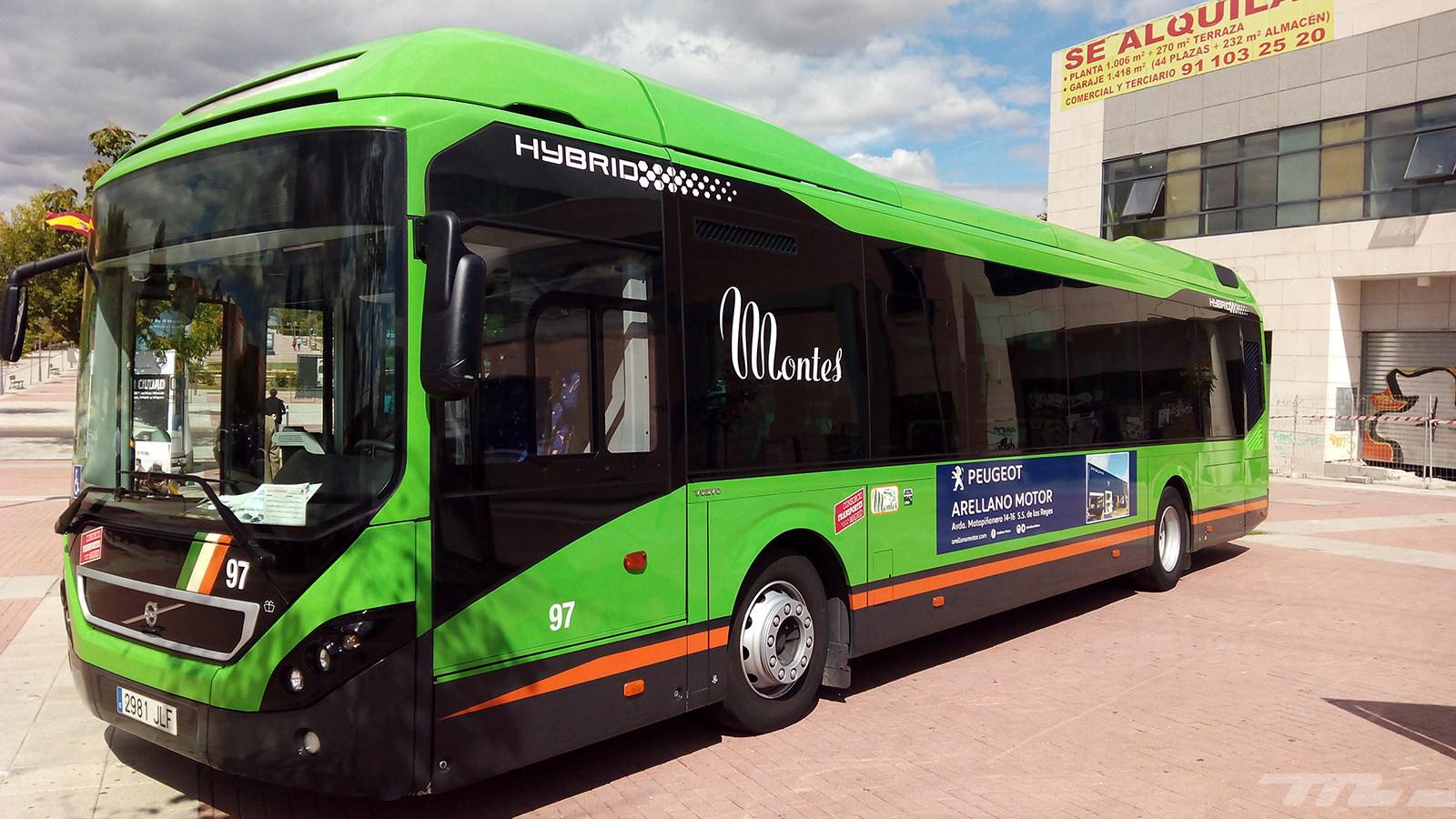 Foto de Exposición de autobuses (12/16)