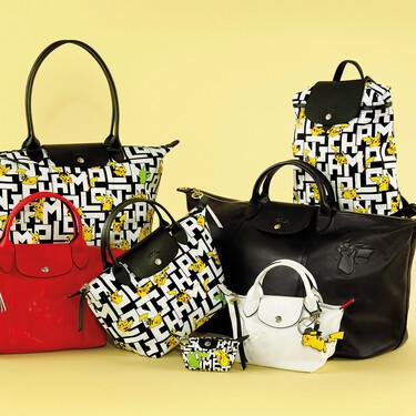 Longchamp se alía con Pokémon Company y lanza una colección de bolsos de piel con Pikachu como protagonista y una mochila para el juego Pokémon Go