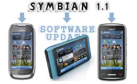 Nokia lanza la actualización Symbian 1.1 para los Nokia N8, C7 y C6-01