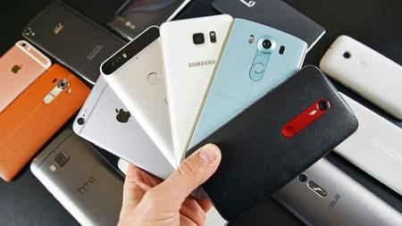 Smartphones Mexico 2016