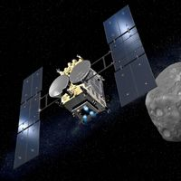 Estas increíbles fotos confirman el éxito: Japón ha logrado aterrizar sus dos primeras sondas en el asteroide Ryugu