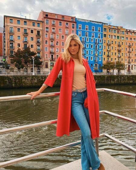 Ana Soria vuelve a cambiar de look: su recién estrenada melena midi es ahora un corte bob en toda regla