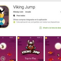 Viking Jump, el malware disfrazado de videojuego que ataca a los usuarios de Android