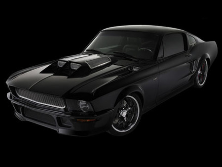 Obsidian SG-One Ford Mustang