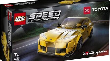 Lego presenta la línea Speed Champions 2021, desde clásicos americanos hasta hypercars europeos