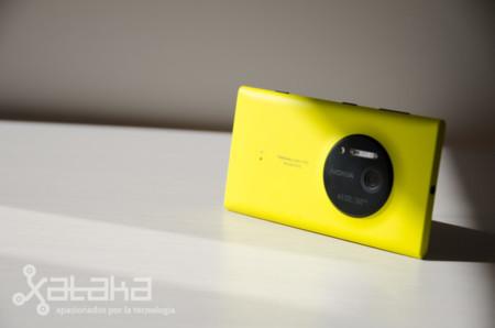 Nokia Lumia 1020 cámara sol