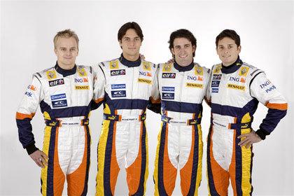Renault F1 Team 2007