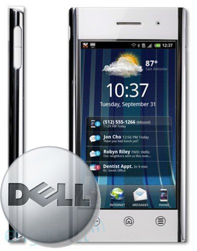 Dell presenta Dell Flash con Android Froyo además de los tablet Dell Streak y Dell Looking Glass con Eclair
