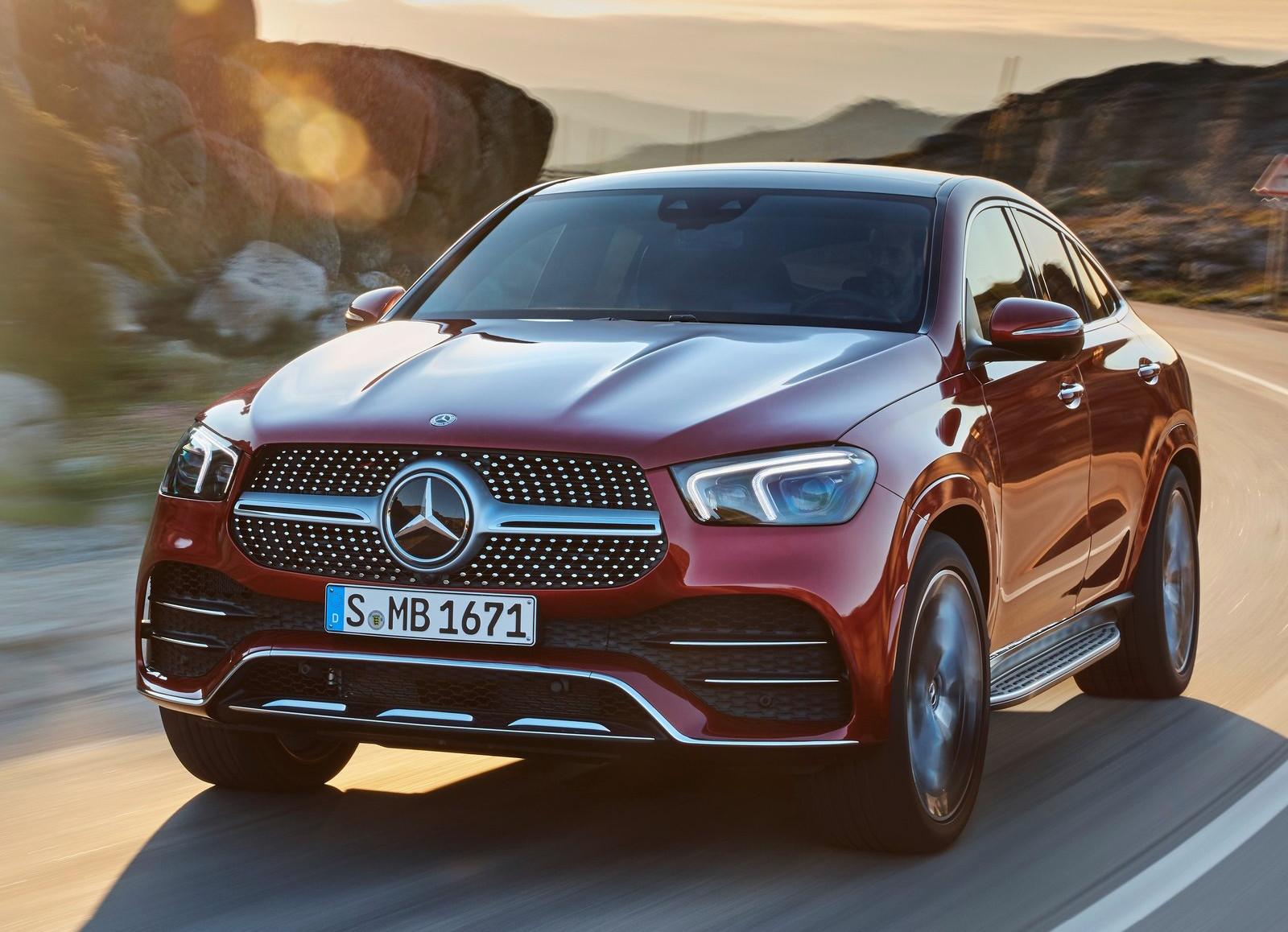 Foto de Mercedes-Benz GLE Coupé (3/11)
