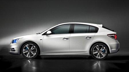 Buick Verano, ¿la versión Premium del Cruze?