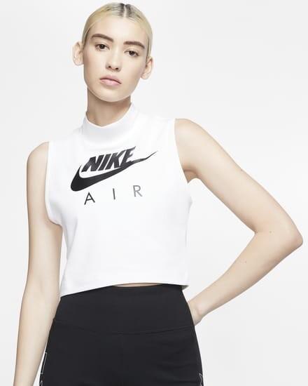 Air Camisetas De Tirantes Y Cuello Alto Hp8826