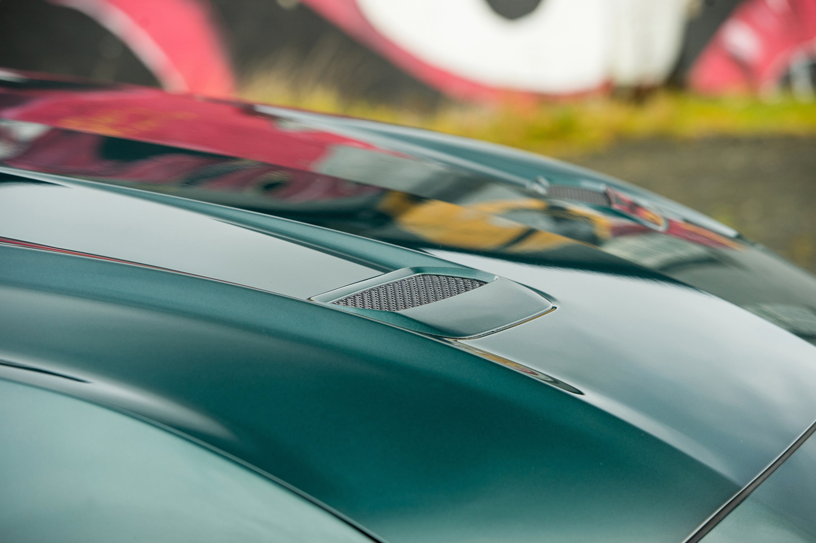 Foto de Ford Mustang Bullitt (prueba) (33/45)
