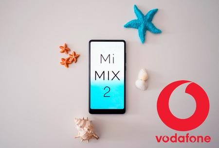 Xiaomi por fin llega a los operadores españoles: Vodafone venderá en exclusiva el Mi Mix 2