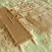 El LiDAR desvela el monumento maya más grande y antiguo hasta la fecha: mide 1,4 km y tiene unos 2.800 años