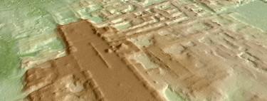 LiDAR показывает самый большой и старейший памятник майя на сегодняшний день: его длина составляет 1,4 км, а возраст составляет около 2800 лет.