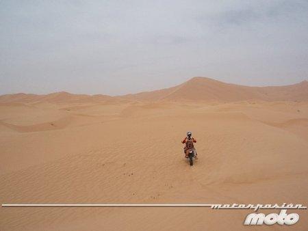 Nos vamos de nuevo a recorrer el desierto
