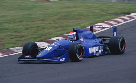 Takuya Kurosawa Fórmula Nippon 1997