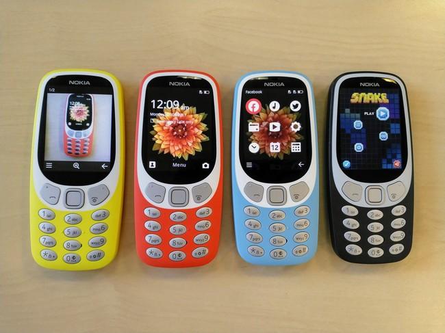 Por fin, ya se puede comprar el renovado Nokia 3310 en México