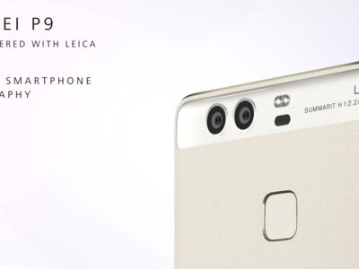 Comparativa: Nuevo Huawei P9 contra Huawei P8 ¿qué ha cambiado?