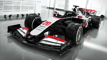 ¡Aquí está el primer Fórmula 1 de 2020! Haas presenta el coche con el que quiere volver a la zona media