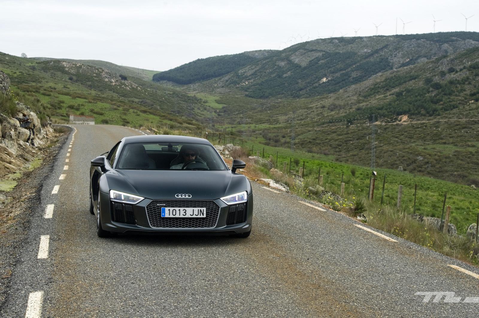 Audi R8 V10 Plus Prueba 9 39