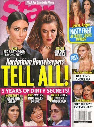Más Kardashians...