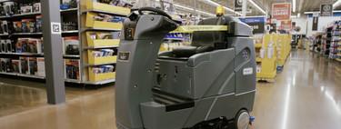 Walmart apuesta en grande por los robots autónomos: ya cuenta con cuatro modelos que sustituyen las labores de los humanos