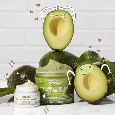 Avocado Mask Kiehls