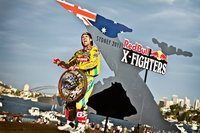 Dany Torres campeón mundial de las Red Bull X-Fighters 2011