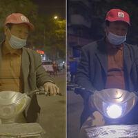 """""""Filtro Wuhan"""": por qué las imágenes de la BBC sobre China parecen más amarillentas y turbias"""