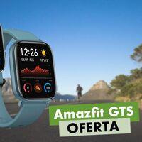 En oferta flash hasta esta medianoche tienes en Amazon el Amazfit GTS por 99,90 euros en todos los colores