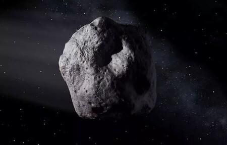 Este asteroide sólo necesita 113 días para dar una vuelta al Sol: únicamente el planeta Mercurio va más rápido
