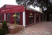 Restaurante Calsot, gastronomía catalana en Hoyo de Manzanares