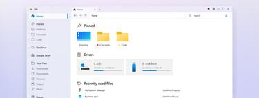 Este diseño conceptual del Explorador de Windows 10 es uno de los mejores que verás, y existe una forma de usar algo parecido