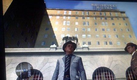 Hotel Roosevelt en L.A. Noire