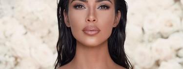 Kim Kardashian lanzará una preciosa colección de maquillaje inspirada en su boda