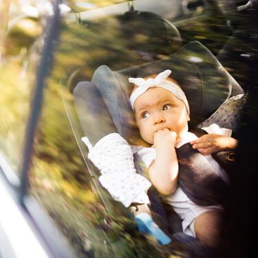 Viajar en coche con bebés y niños en plena ola de calor: protégelos para tener un feliz viaje
