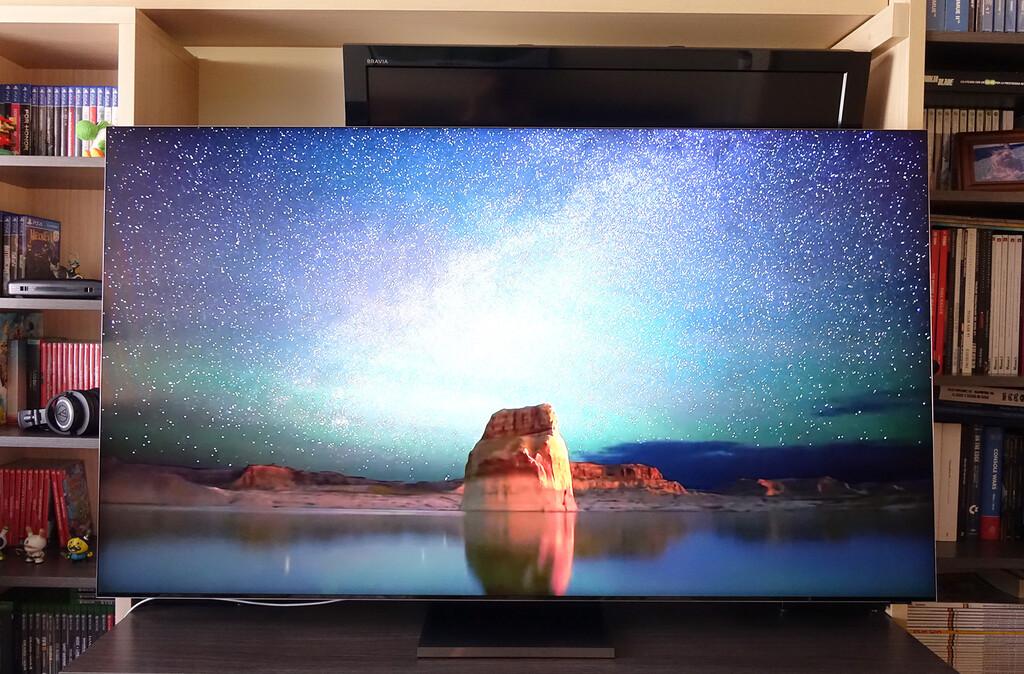 Siete palabras sirven como guía de tamaño de tu próxima TV: tan grande como te la puedas permitir