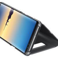 Clear View Standing Cover, la funda oficial del Note 8, por 33 euros y envío gratis