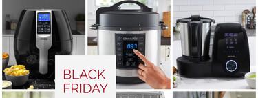 Semana del Black Friday 2020: mejores ofertas en robots de cocina y pequeños electrodomésticos, hoy 23 de Noviembre